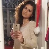 Eenzaam studente van 24 zoekt een sexdate met een gezellige jong