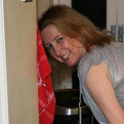 Geile foto van meisje Keukenmeid, (19)