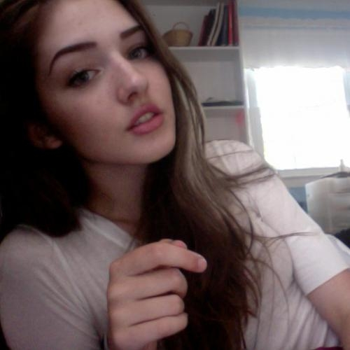 Geile foto van meisje Krisssie, (19)
