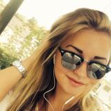 Mooi babe van 27 zoekt een sexdate met een aangename jongen