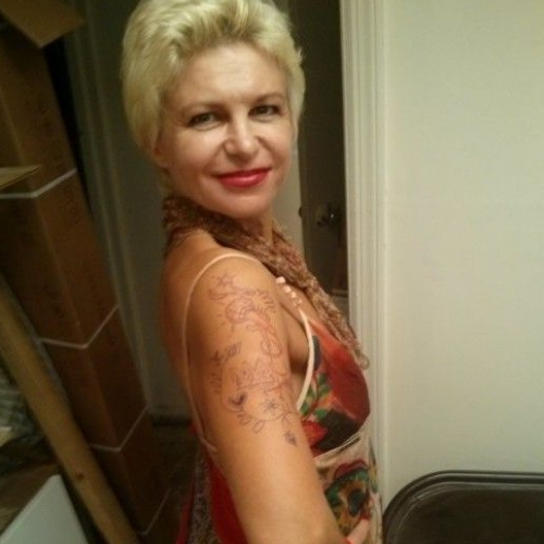 Tattoodame (56) uit Limburg