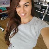 Sexy studente van 25 wil smullen van sex met een wulpse man